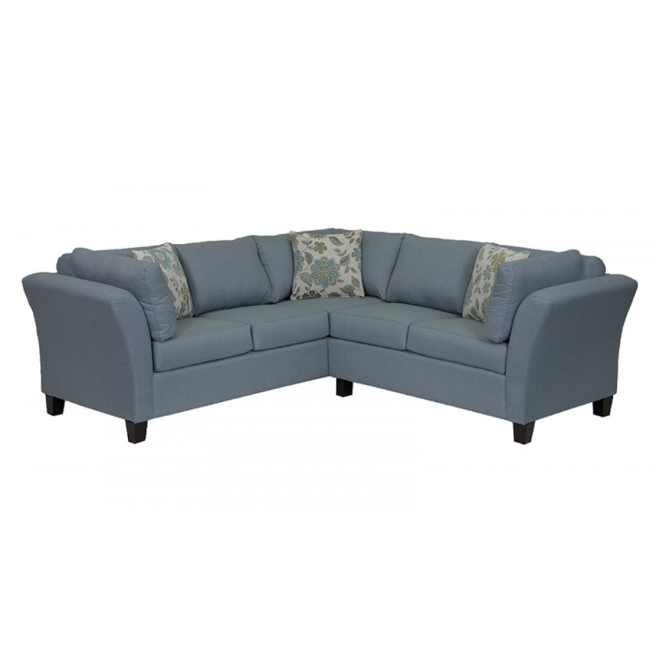 1404 sectional, upholstered, sofa, loveseat, chair, made in canada, canadian made, upholstery, custom, custom furniture, living room furniture, custom order, choose your fabric, sectional, custom sectional