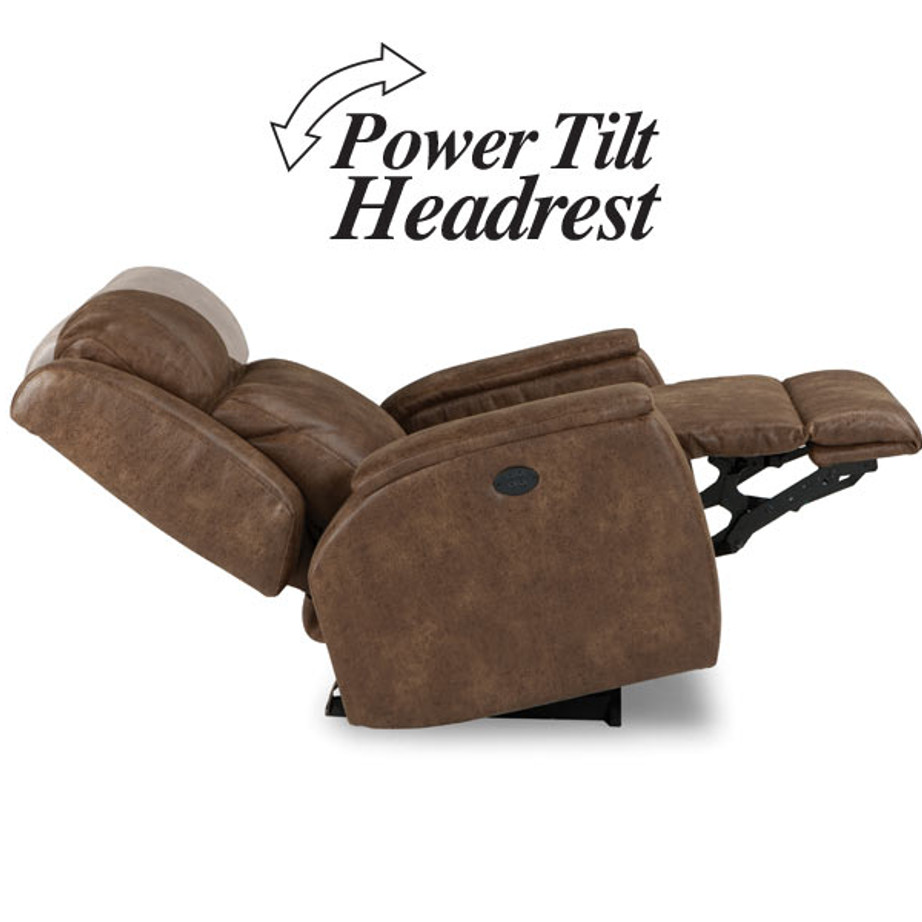 Living Room, Recliners, colton recliner, contemporary, custom chair, modern, motion, power, power tilting headrest, recliner, rocker, wide arm, North American Made, Modern Design, rocker base, power tilting head rest, fabric, elements leather, Colton, Colton 2