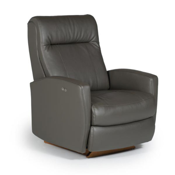 costilla recliner, Living Room, Recliners, best home furnishings, contemporary, custom chair, modern, motion, power, power tilting headrest, recliner, rocker, swivel, Modern Design, fabric, elements leather, top grain leather, power recliner, North American Made, Costilla