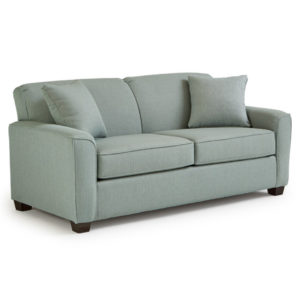 Dinah Sofa Bed, Living Room, Sofas, best home furnishings, custom sofa, fabric, modern, sofa bed, track arm