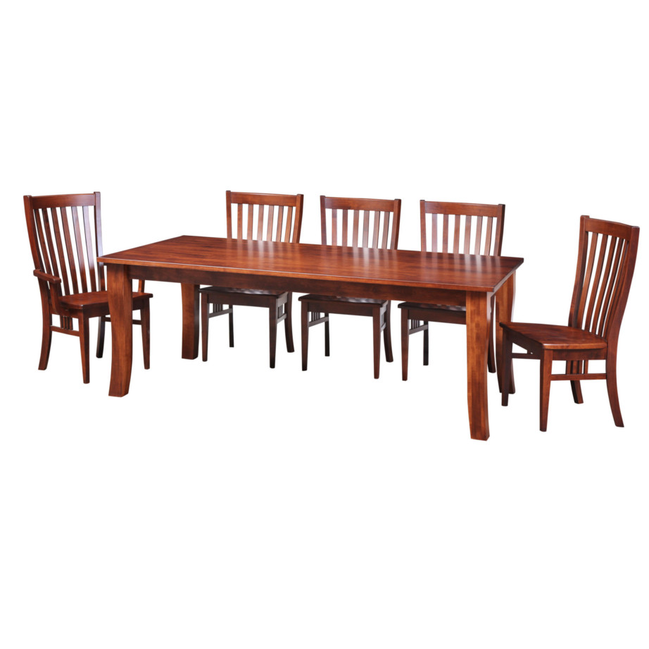 Harvest Dining Room Table: Home Envy Furnishings: Solid Wood