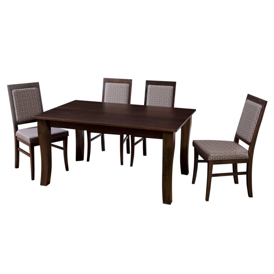 Dining Room Furniture Solid Wood Oak Maple