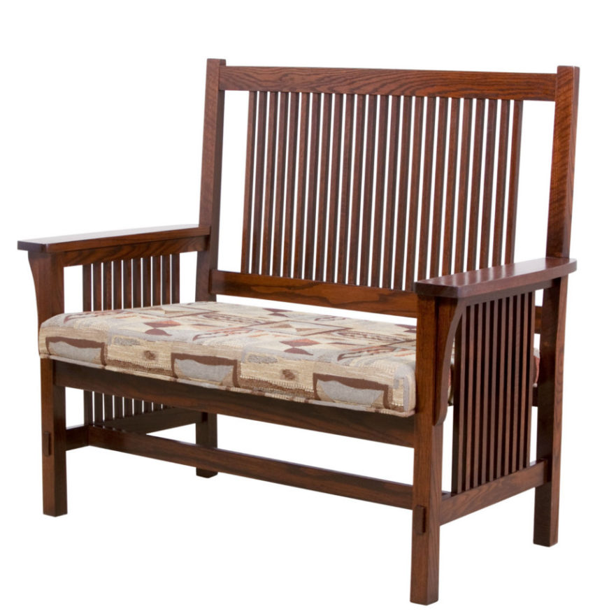 Mission Entry Bench 28 Images Walnut Finish Wood Hall Entry Way Storage Bench Mission Amish