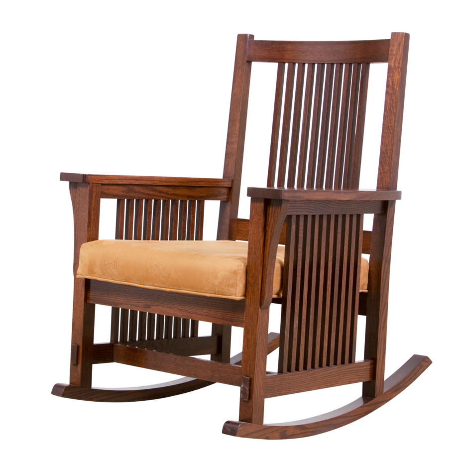 Mission Rocking Chair - Home Envy Furnishings: Canadian Made Furniture ...
