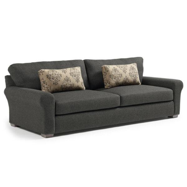 edmonton furniture store, edmonton furniture stores, sophie sofa, best home furnishings, custom sofa, deep seat sofa, rolled arm