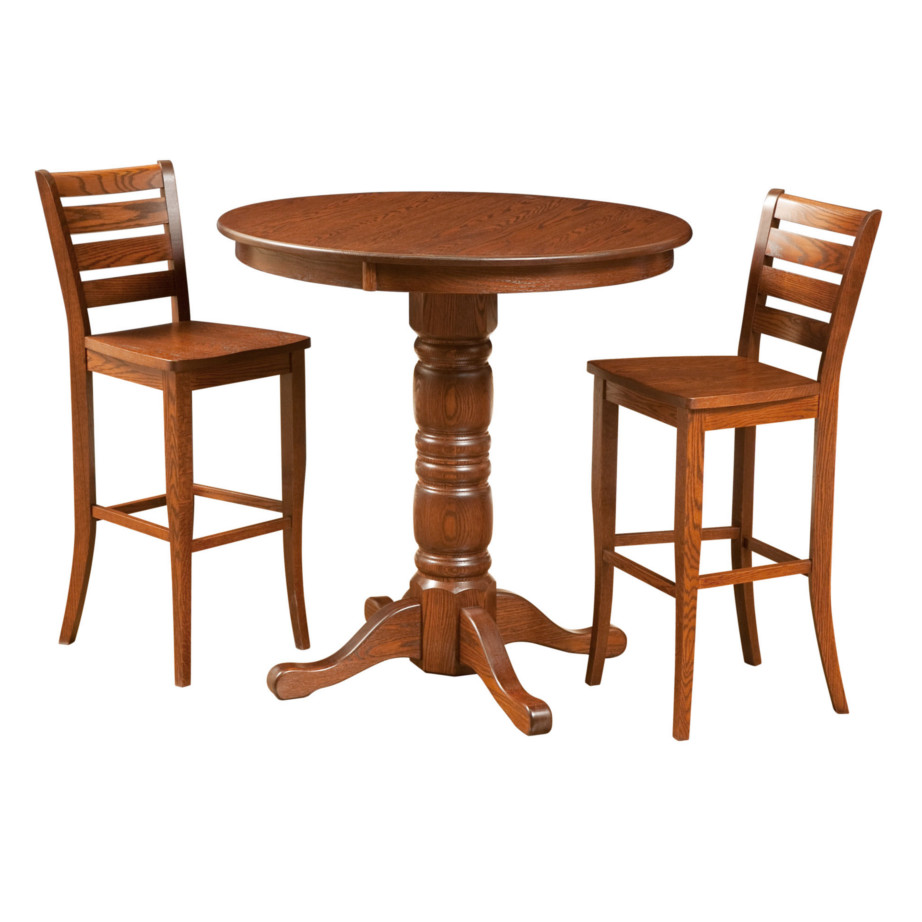 Traditional pub table home envy furnishings solid wood furniture store Home bar furniture canada