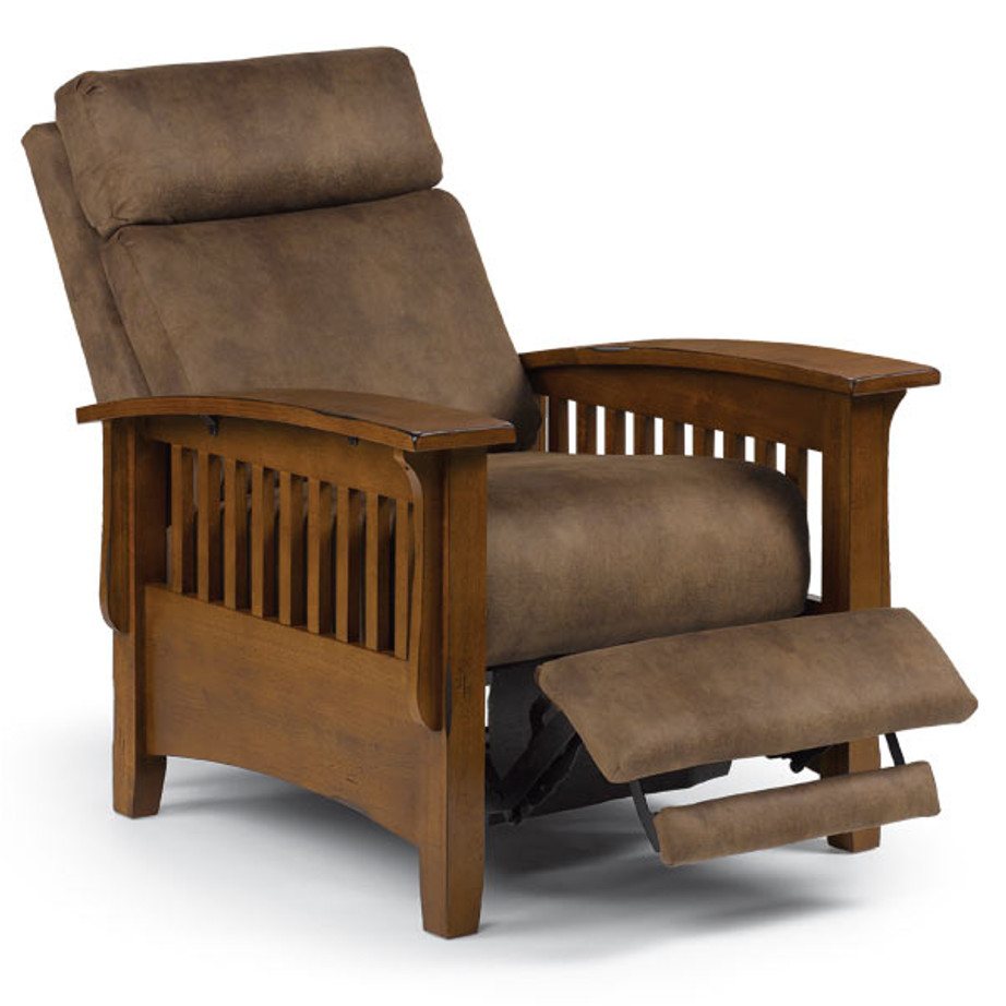 Tuscan Mission Recliner Home Envy Furnishings Custom
