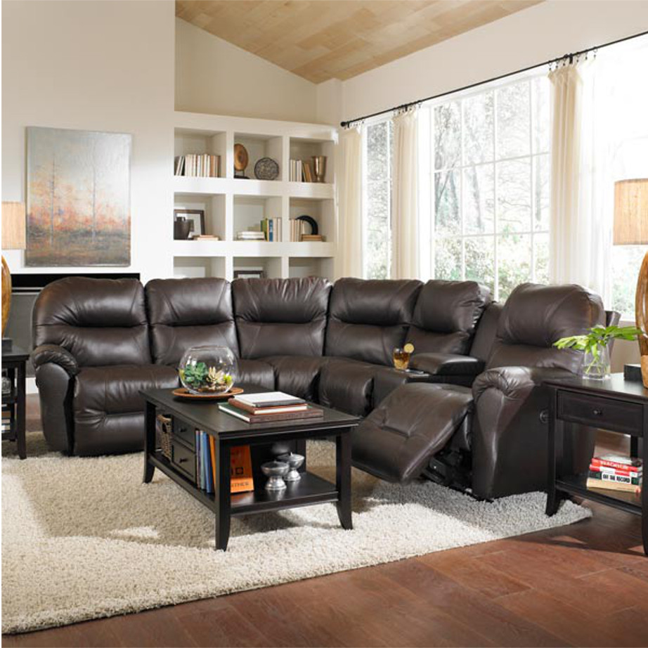 Bodie Reclining Sectional, best home furnishings, recliner, power recliner, motion sofa, motion furniture, leather sofa, leather sectional, leather recliner, theater seating, theatre room furniture,