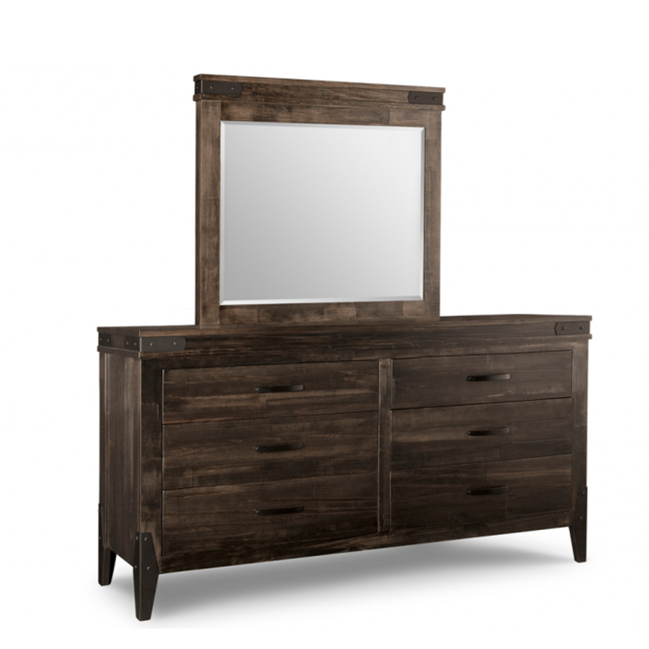 Chattanooga Dresser Home Envy Furnishings Solid Wood Furniture Store
