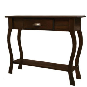 foyer table, entry table, occasional furniture, custom furniture, accent piece, accent furniture, solid wood, solid pine, made in canada, canadian made, shelf, hall table, elegant, rustic, rustic design
