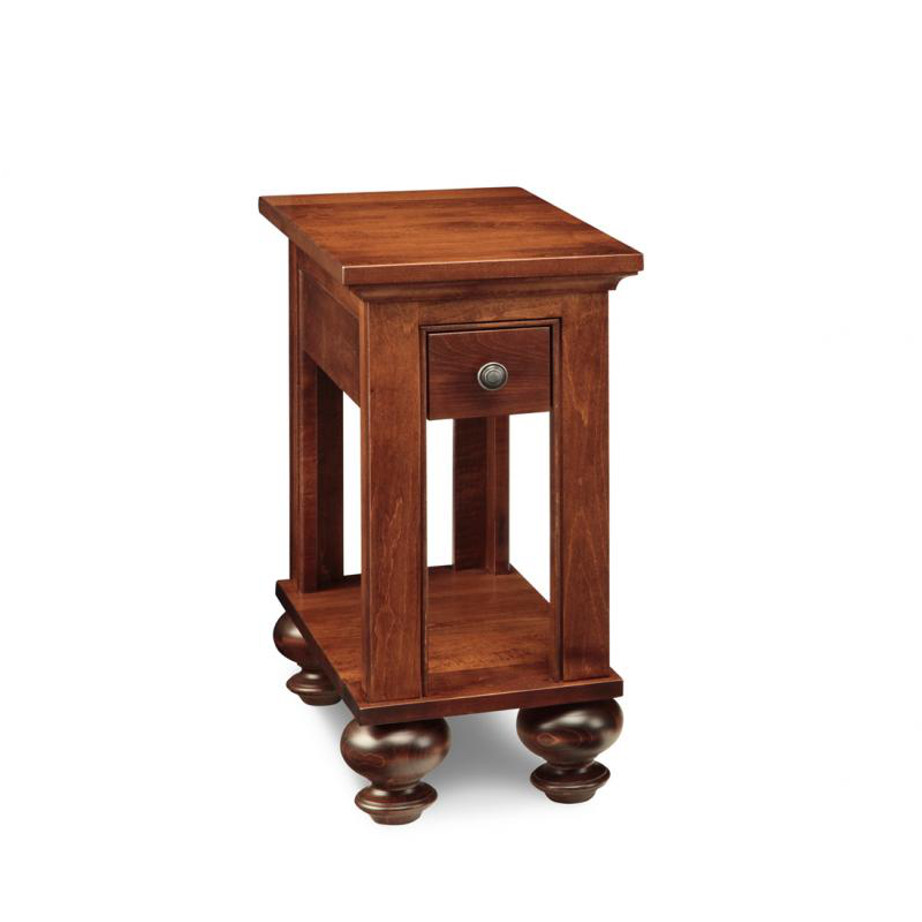 Georgetown Chairside Table Home Envy Furnishings Solid