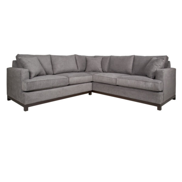 james sectional, upholstered, sofa, loveseat, chair, made in canada, canadian made, upholstery, custom, custom furniture, living room furniture, custom order, choose your fabric, sectional, custom sectional