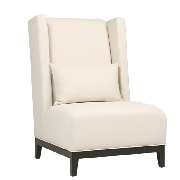 josh wing chair, Upholstered, chair, made in canada, canadian made, upholstery, custom, custom furniture, living room furniture, custom order, choose your fabric, sectional, custom sectional, accents, accent chair, accent fabrics