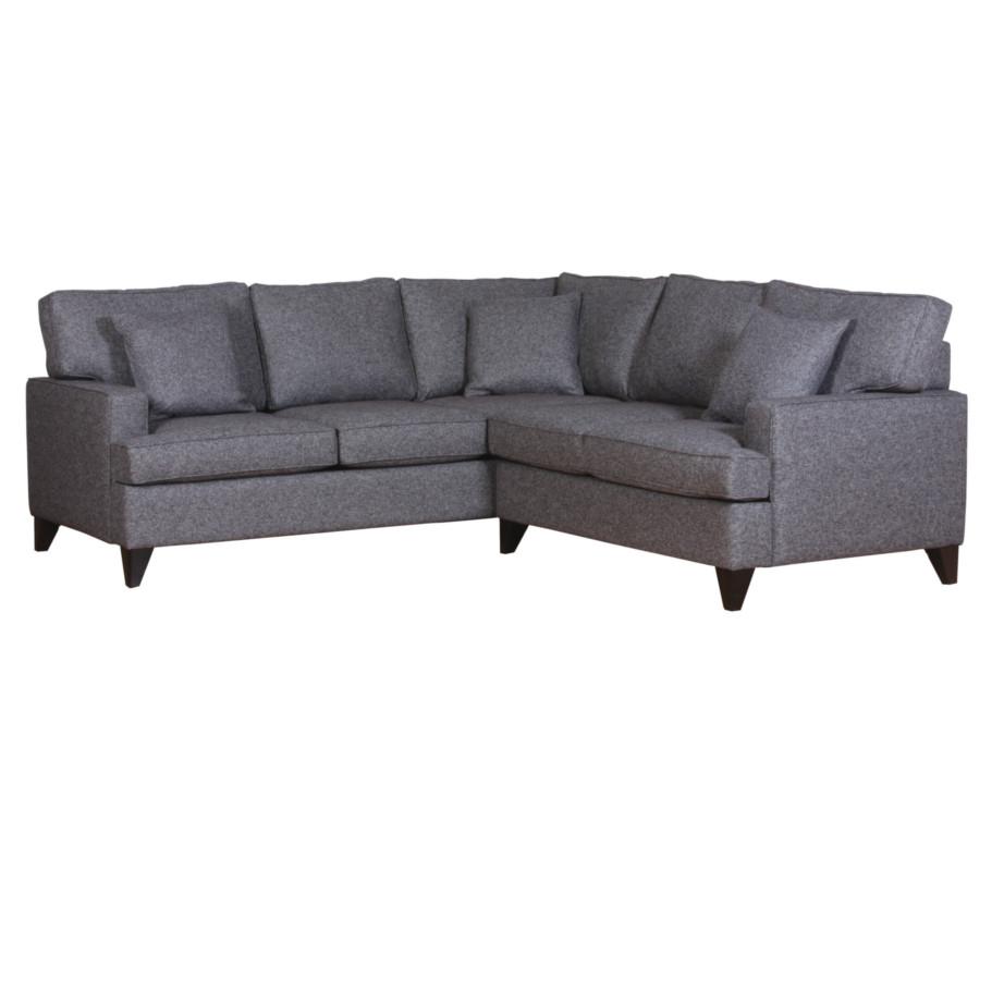 Brilliant Lloyd Sectional Home Envy Furnishings Canadian Made Uwap Interior Chair Design Uwaporg