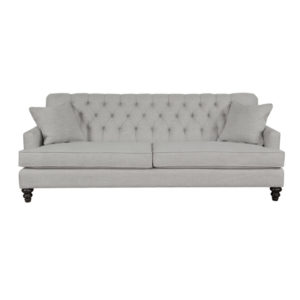 upholstered, sofa, loveseat, chair, made in canada, canadian made, upholstery, custom, custom furniture, living room furniture, custom order, choose your fabric, tufting, tufted sofa, madelyn sofa vgd,