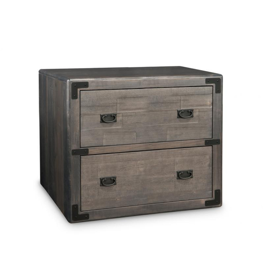 Saratoga Lateral File Cabinet Home Envy Furnishings