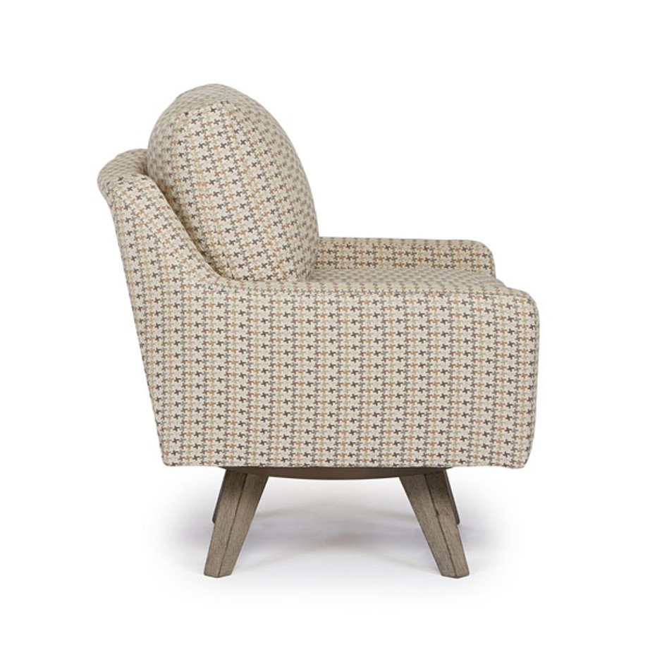 Upholstered, chair, upholstery, custom, custom furniture, living room furniture, custom order, choose your fabric, sectional, custom sectional, accents, accent chair, accent fabrics, swivel, swivel chair