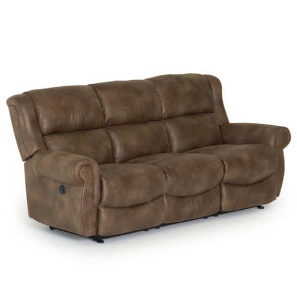 Terrill Reclining Sofa, best home furnishings, recliner, motion sofa, power sofa, power recliner, casual sofa, family room furniture, lazy boy recliner, custom recliner, custom reclining sofa,