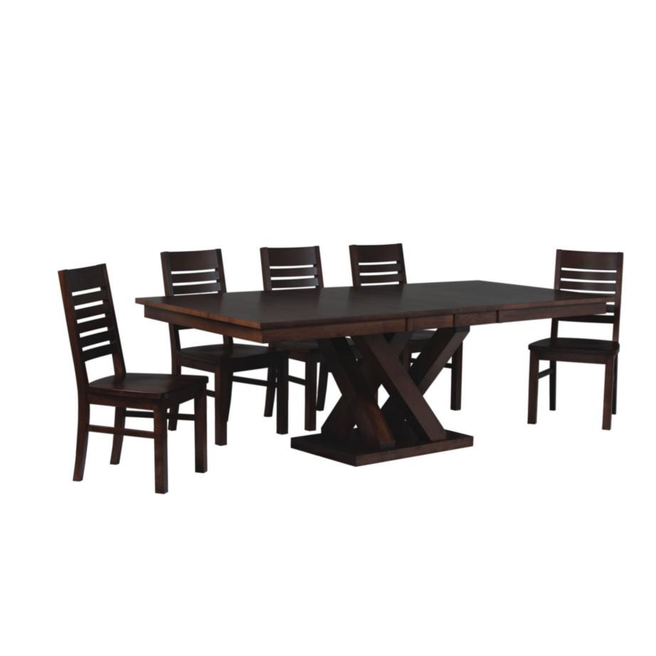 Captivating Austin Trestle Table