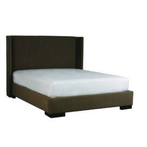 Austin Upholstered Bed - Bedroom Furniture, Home Envy