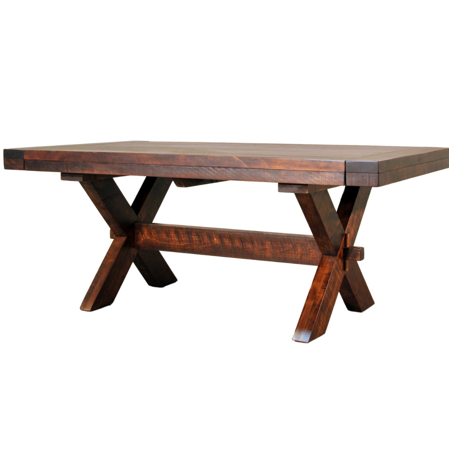distressed industrial furniture. Buxton Table Distressed Industrial Furniture R