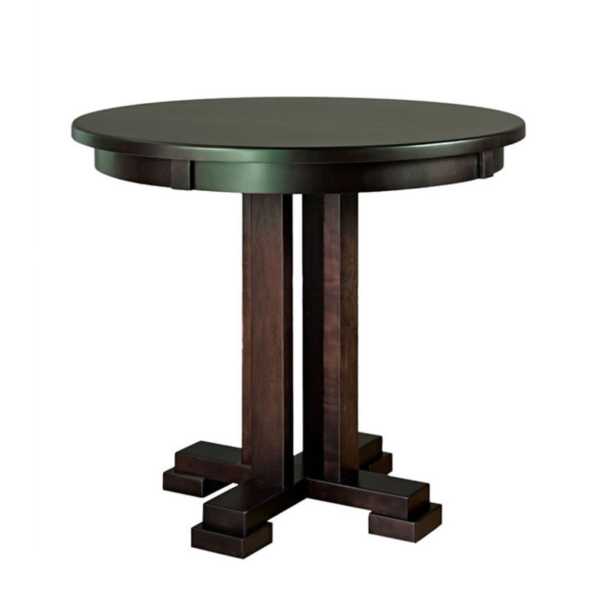 Carolina Round Pub Table Home Envy Furnishings