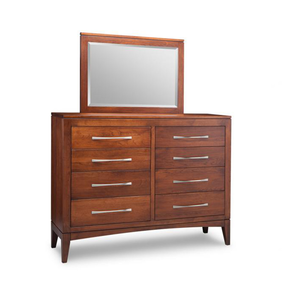 Catalina 8 Dr Dresser, Catalina, Bedroom, Dressers, cabinet, cherry, contemporary, custom chest, distressed, drawers, made in canada, made to order, maple, master bedroom, modern, oak, solid wood, Bedroom ideas, handstone, modern, rustic, straight lines, unique, modern, amish style furniture, contemporary, handmade, rustic, distressed, simple, customizable, Solid Rustic Maple