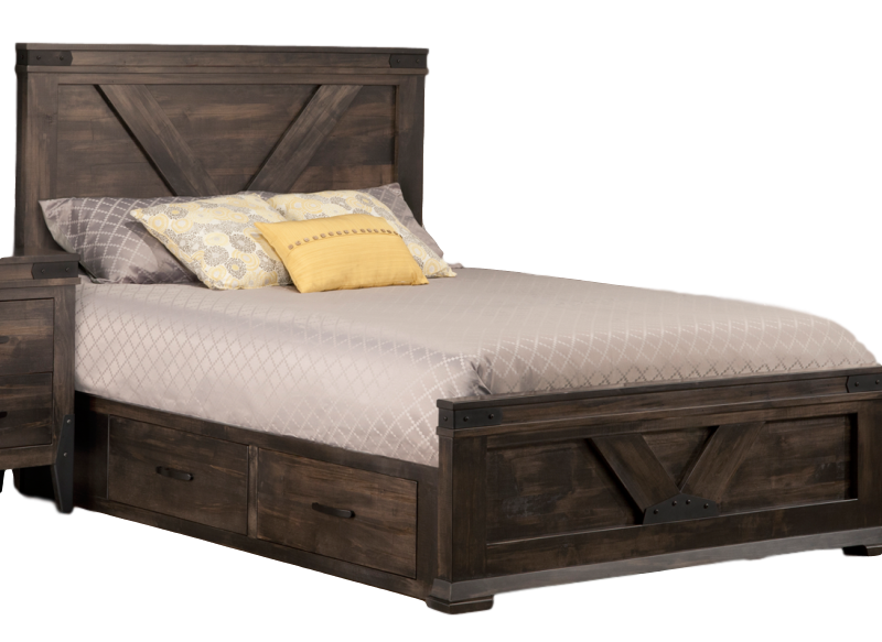 Chattanooga Storage Bed Home Envy Furnishings Solid