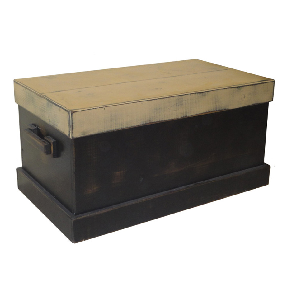 Clipper Trunk Home Envy Furnishings Solid Wood