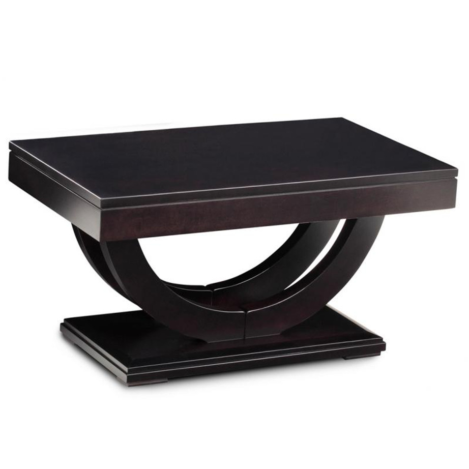 - Contempo Pedestal Coffee Table - Home Envy: Edmonton Furniture Stores