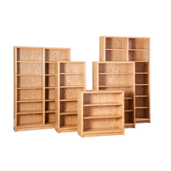 Contemporary Bookcase, Solid wood, maple, oak, organize, organization, organizer, custom, furniture, custom furniture, solid maple, solid oak, office, home office, office furniture, storage, storage ideas, shelf, shelving, bookshelf, bookcase, display, library, home library