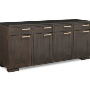Cordova large sideboard, large sideboard, sideboard, large furniture, solid wood, Special order, Handstone, Dining room, Home furnishing, Cordova, made in Canada, built to order, solid wood furniture, cabinets, storage cabinet