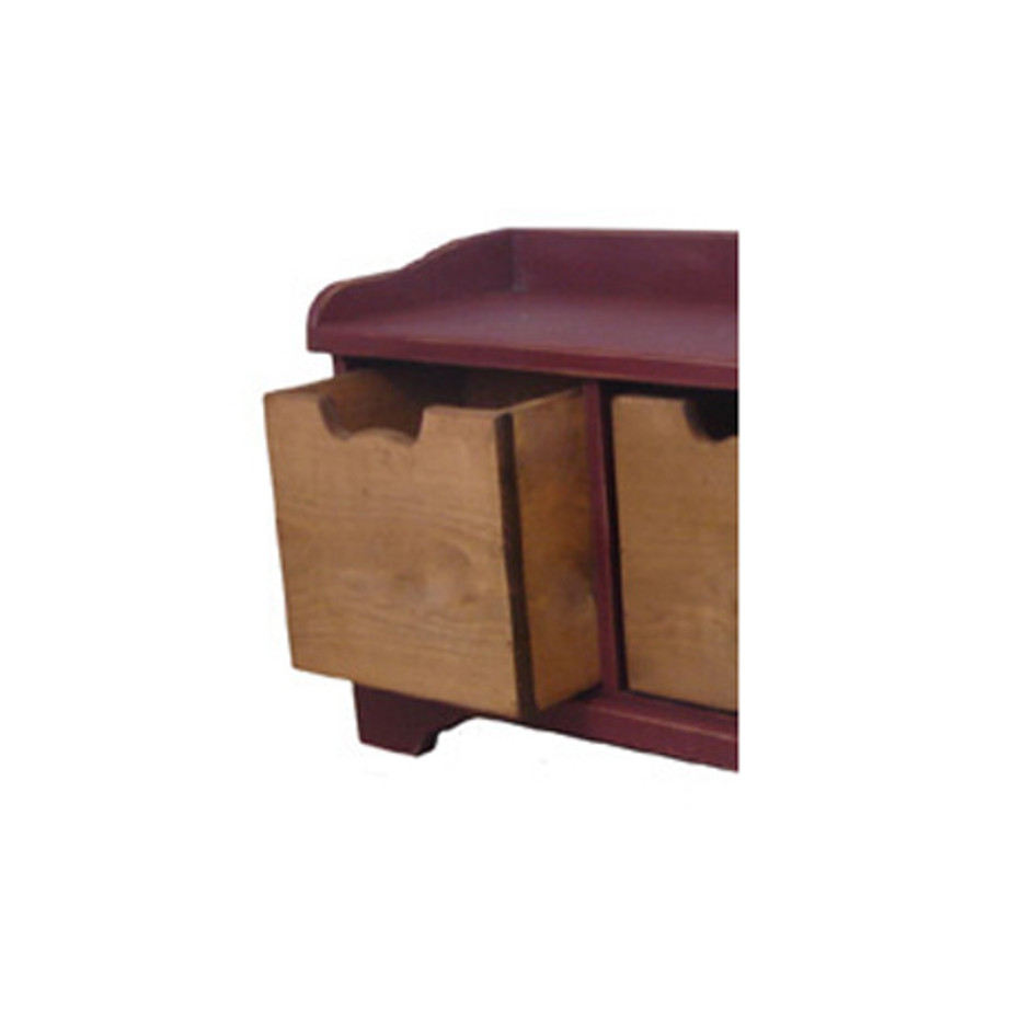 Cubby Bench 2 Cubbies Home Envy Furnishings Solid Wood Furniture Store