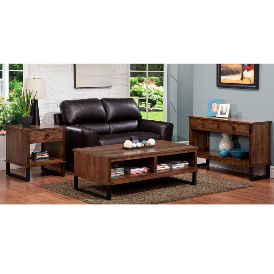 Cumberland Coffee Table Home Envy Furnishings Solid Wood Furniture Store