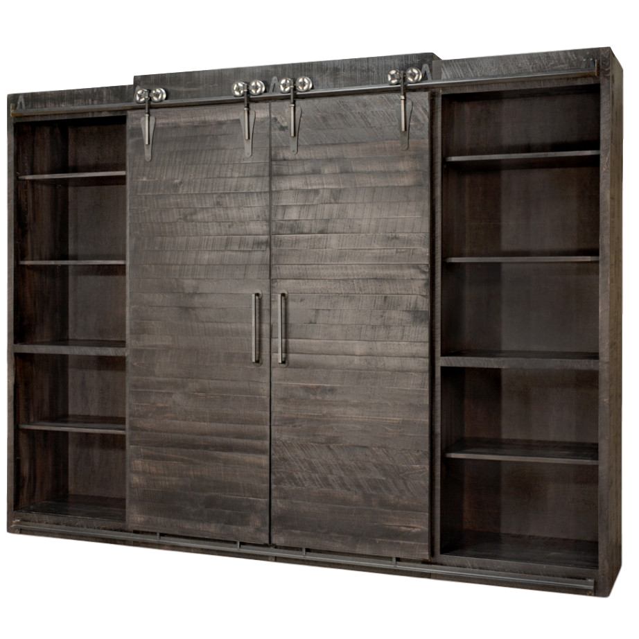 Dalton Wall Unit - Home Envy Furnishings: Solid Wood Furniture Store