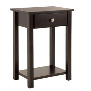 Gastown small hall table, hall table, Gastown table, 22 hall table, hall table with drawers, made in Canada, hall table with bottom shelf