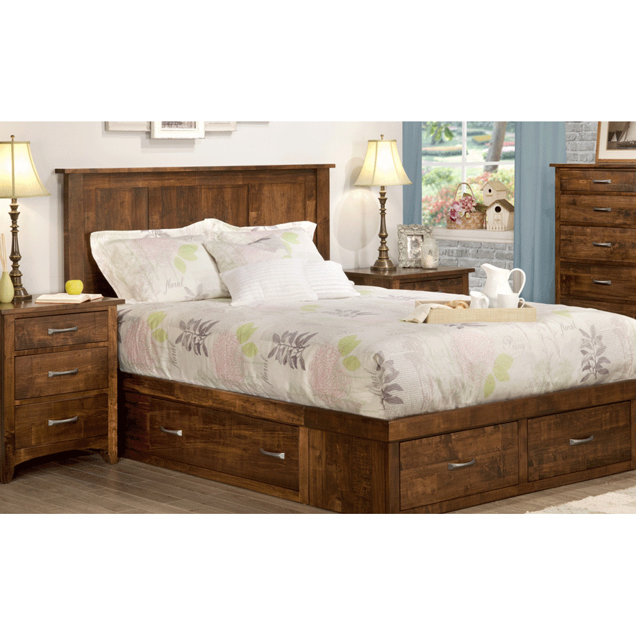 Glen Garry Night Stand Home Envy Furnishings Solid Wood Furniture Store