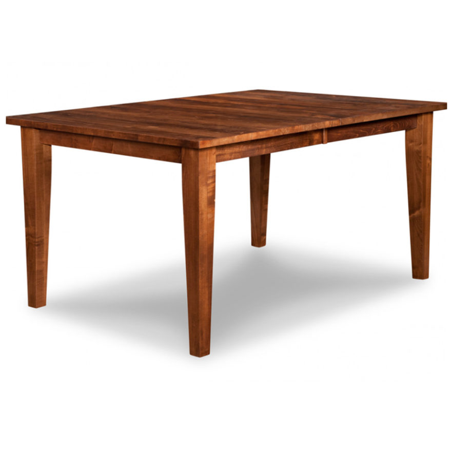Glen Garry Leg Table Home Envy Furnishings Solid Wood Furniture Store