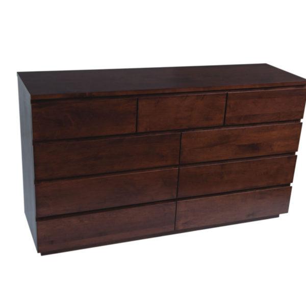 modern bedroom furniture granville solid wood dresser
