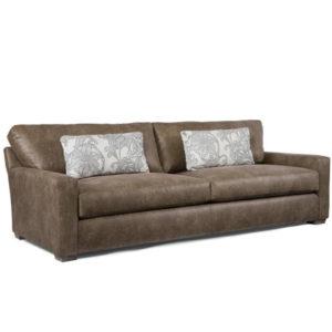 hannah sofa, living room, living room furniture, furniture, upholstery, upholstered, custom, custom built, custom furniture, toss cushions, sofa