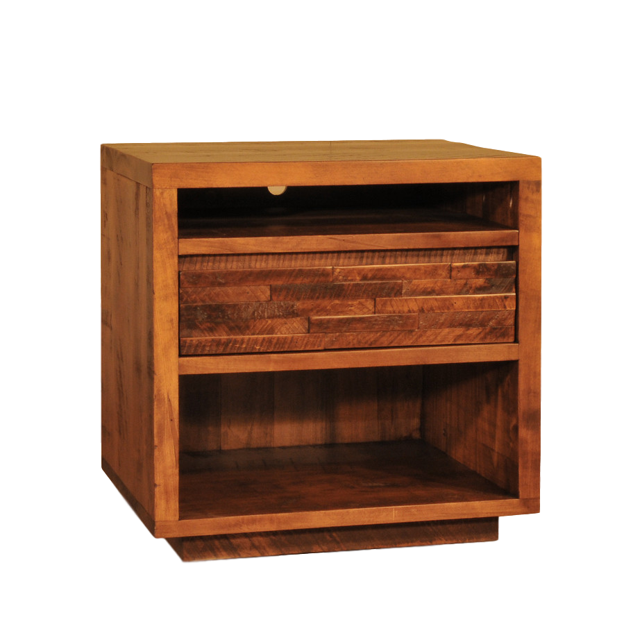 Ledge Rock Night Stand - Home Envy Furnishings: Solid Wood Furniture ...