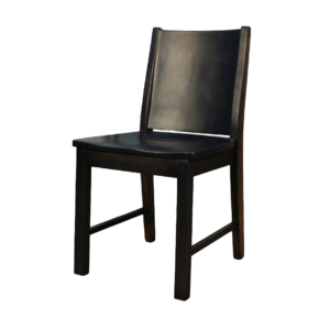 Dining room, solid wood, maple, rustic maple, made in Canada, dining chair, custom, custom furniture, meta