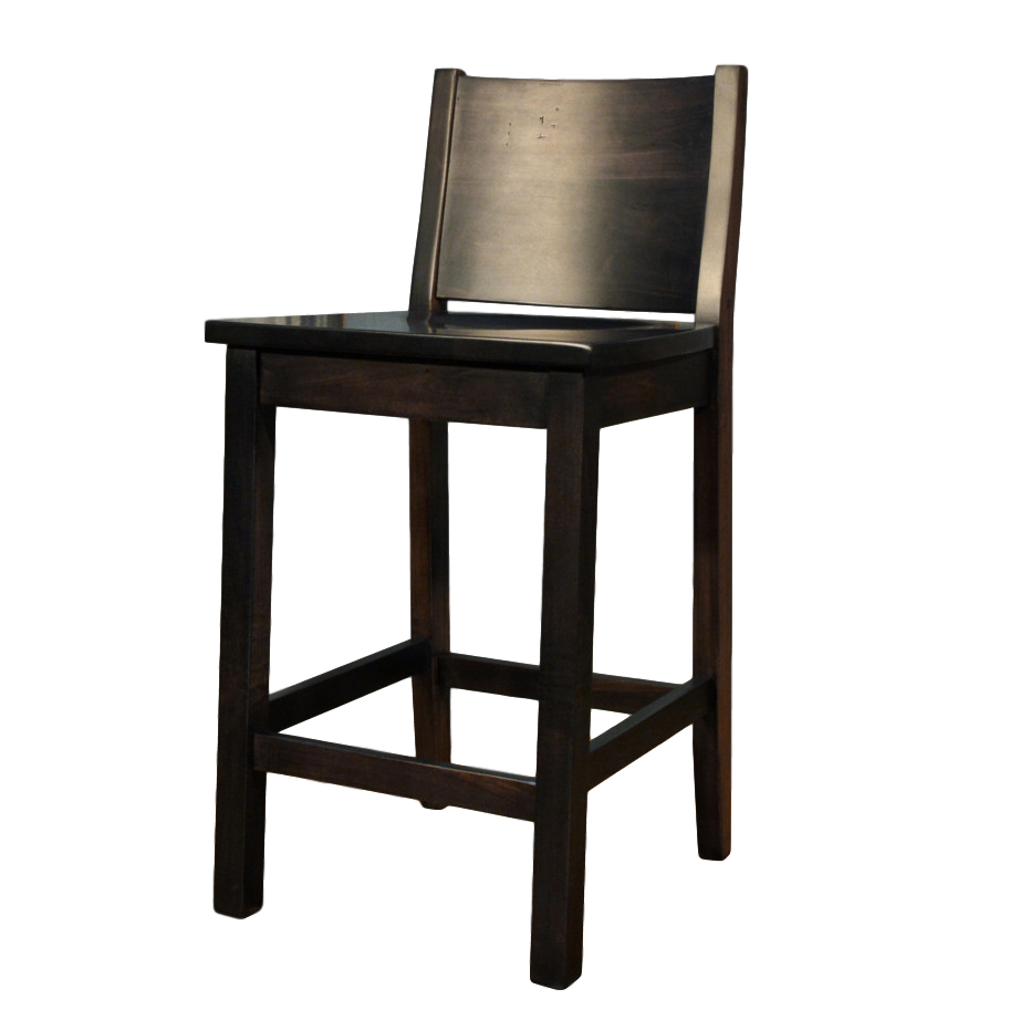 Meta rustic stool home envy furnishings solid wood furniture store Home bar furniture canada