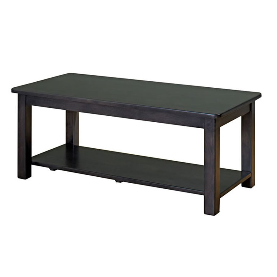 Metro Coffee Table Home Envy Furnishings Solid Wood Furniture Store