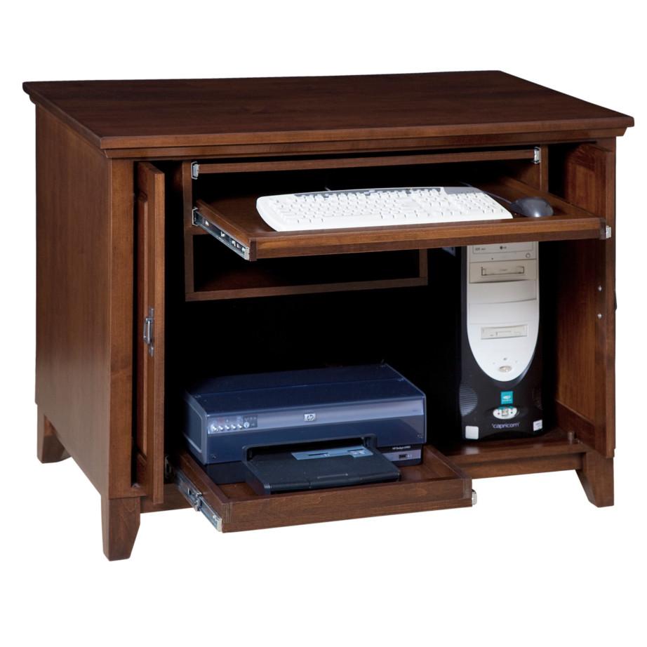 hidden desk furniture. Solid Wood, Maple, Oak, Organize, Organization, Organizer, Drawers, Hidden Desk Furniture