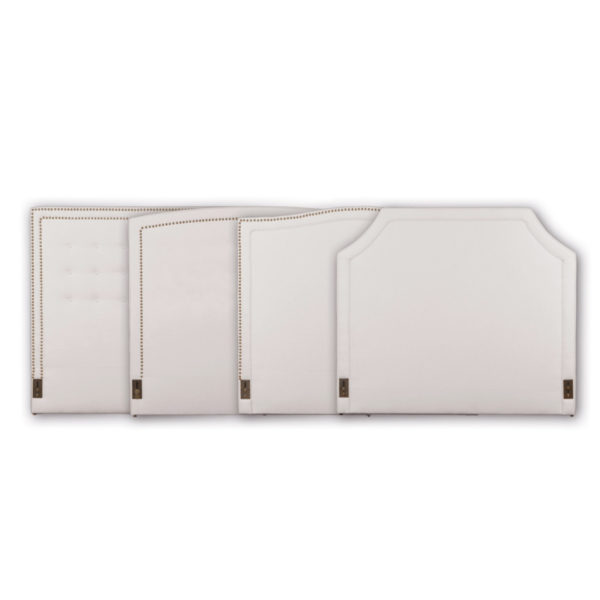 Monaco Upholstered Headboard, bedroom, bedroom furniture, custom, custom furniture, bed, storage bed, upholstery, upholstered bed, condo, made in Canada, Canadian made, headboard