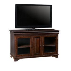 small scale morgan traditional tv console