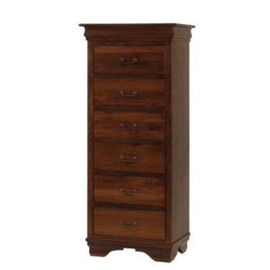 Morgan Lingerie Chest, bedroom, bedroom furniture, occasional, occasional furniture, solid wood, solid oak, solid maple, custom, custom furniture, storage, storage ideas, chest, lingerie chest