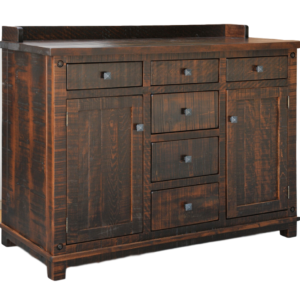Entertainment, TV Consoles, contemporary, custom cabinet, distressed, drawers, glass doors, industrial, made in canada, maple, modern, ruff sawn, rustic, solid wood, Muskoka sideboard, craftsman furniture, amish style furniture, contemporary, handmade, rustic, distressed, simple, customizable, Solid Rustic Maple,