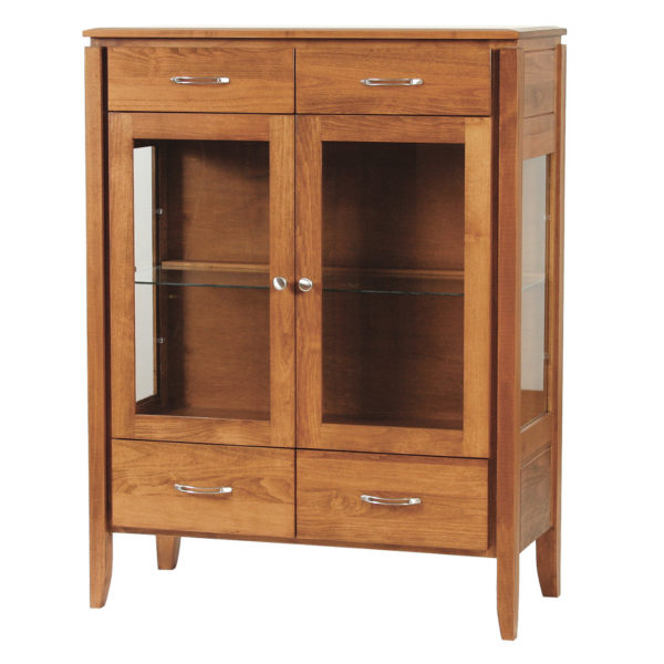 crafted in canada with custom size newport 2 door dining chest